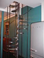 sécurisation escalier Tallon