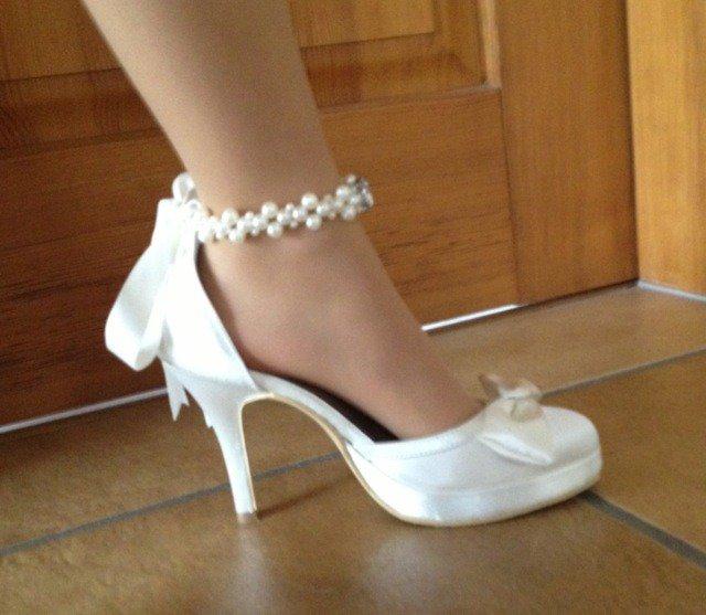 revendeur 77703 cf06b Montrez-moi vos souliers de mariage :-) - Robes de mariée ...