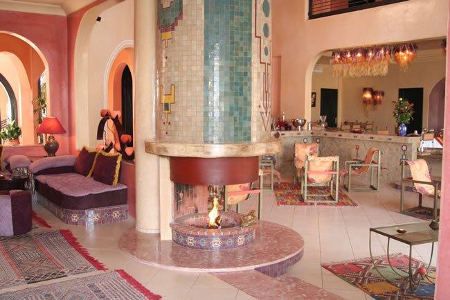 Salon Marocain Moderne Mulhouse : Salon Modern Ma Villa Au Maroc ...