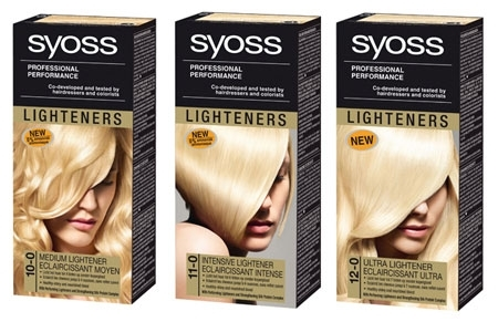 syoss coloration blonde - Syoss Coloration Prix