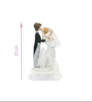 bisous figurine