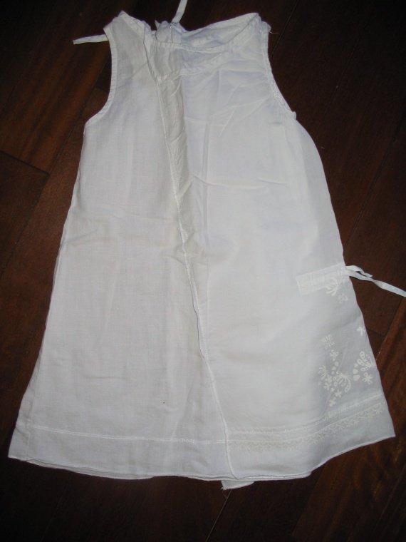 ikks robe blanche 12 4 ans hiver marques hiver voir. Black Bedroom Furniture Sets. Home Design Ideas