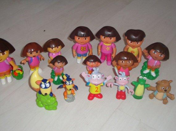 Collection personnages de dora dora jouets nathie104 photos club doctissimo - Personnage dora ...