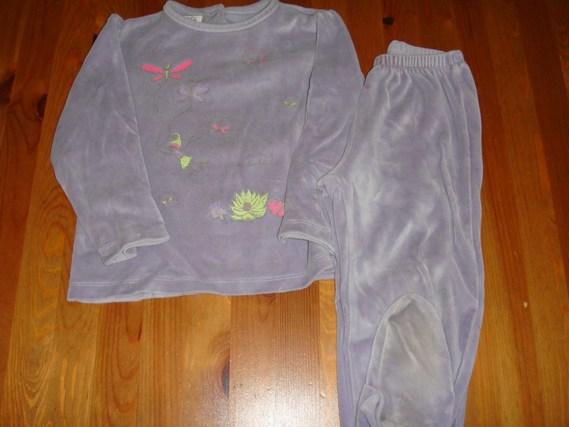pyjama 3 ans