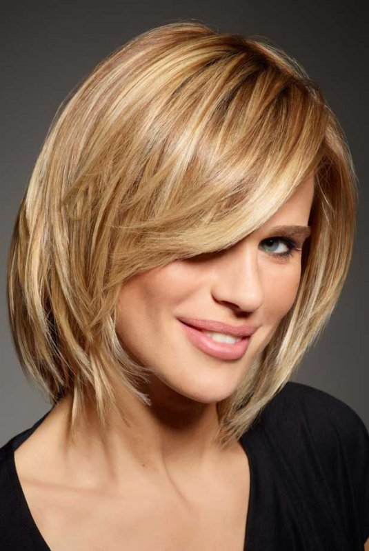 Modele couleur meche cheveux court