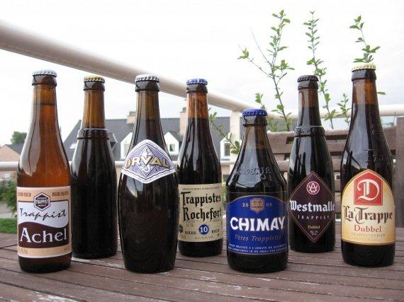 Bières Trappistes