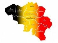 Belgique Provinces