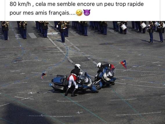France plus motards egal catastrophe