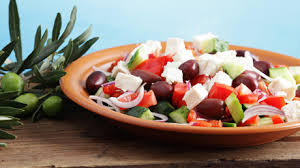 Salade grecque ygrec doctissimo - Cuisine grecque traditionnelle ...