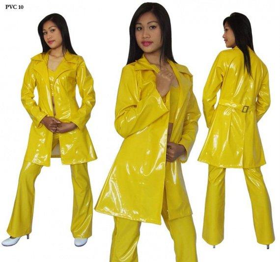 Vinyl jaune