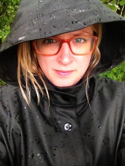 Pluie en cours.