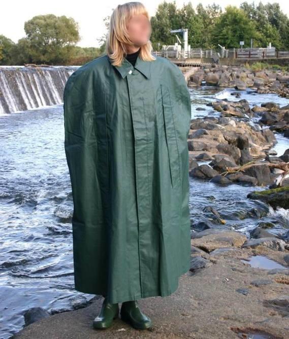 Surveillante de barrage.