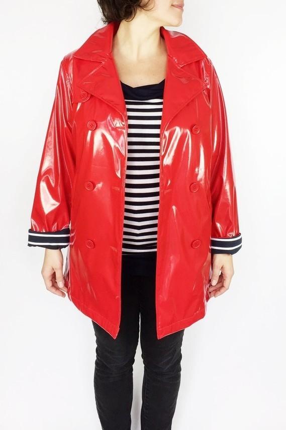 Style marin rouge
