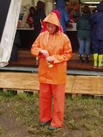 Festival pluvieux.