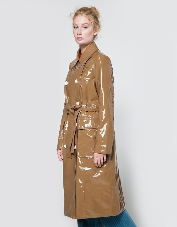 "Trench ""Style du Monde"""