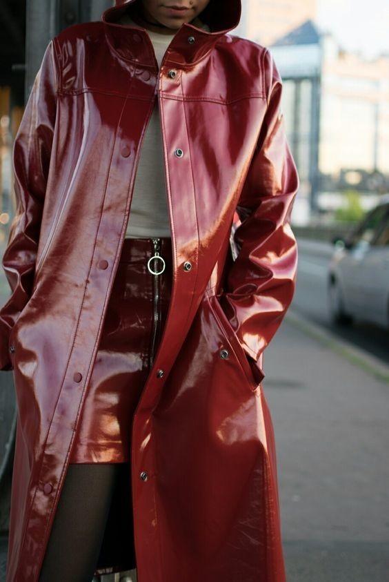 Imperméable Zara.