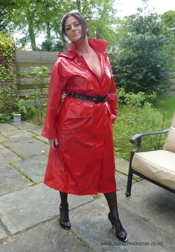 Imperméable Rainmac.