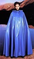 Femme bleue du désert.