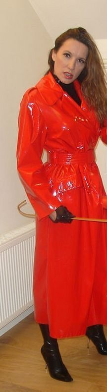 Maîtresse rouge.
