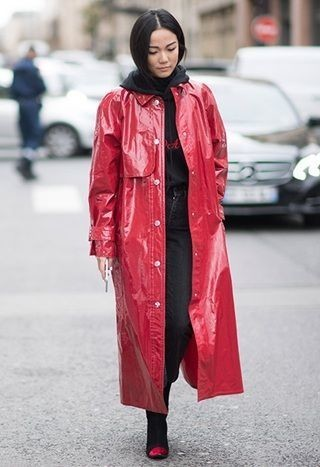Trench Isabelle Marant.