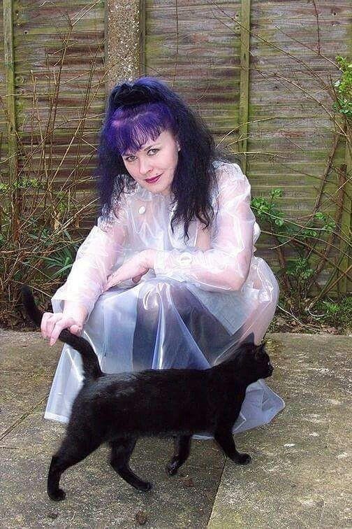 Helena & cat.
