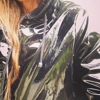 Selfie de pluie.