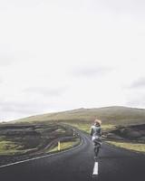 Route d'Islande.