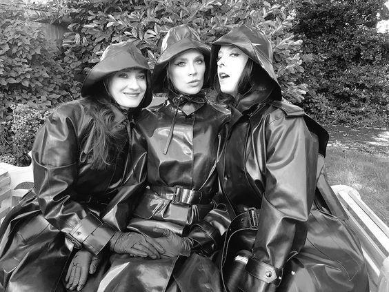 Rubber Girls.