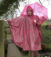 Scottish rain.