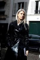 Fashion Week à Paris.