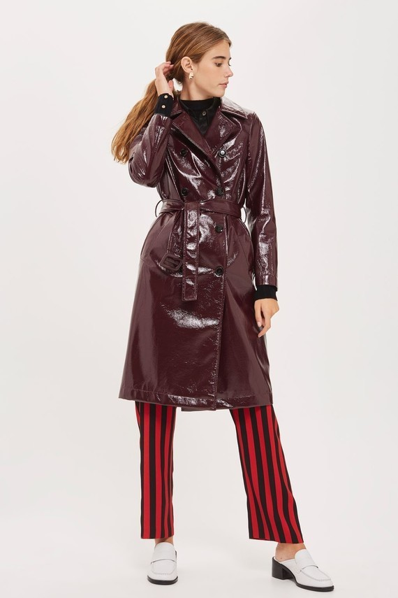 Trench TopShop.