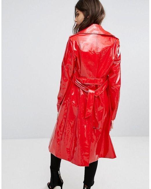 Trench-coat Asos.