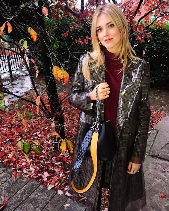 Style d'automne.