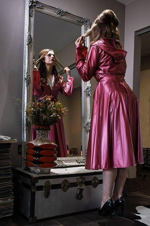 """Miroir, mon beau miroir..."""