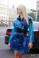 Bleu blonde.