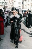 Vinyle de Fashion Week.