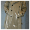 Mon trench Burberry.