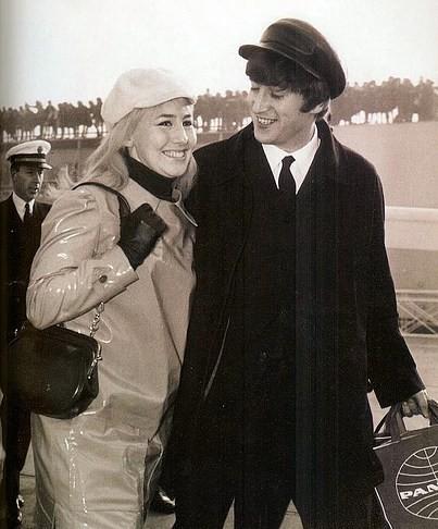 Cynthia Lennon.