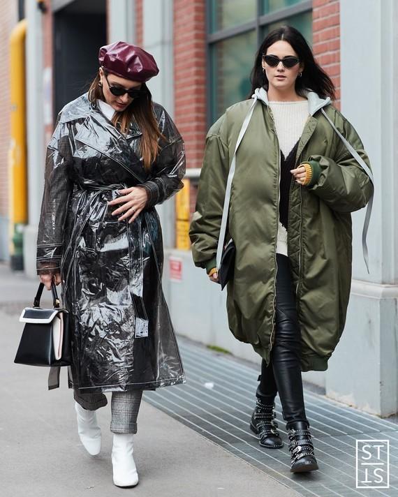 Style de Fashion Week.