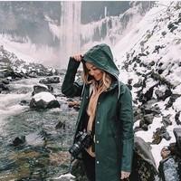 Photographe nordique.