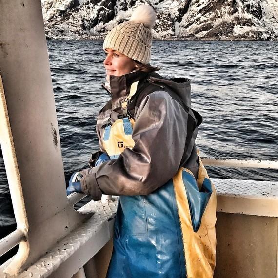 Marin-pêcheur.
