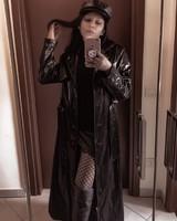 Selfie gothique.
