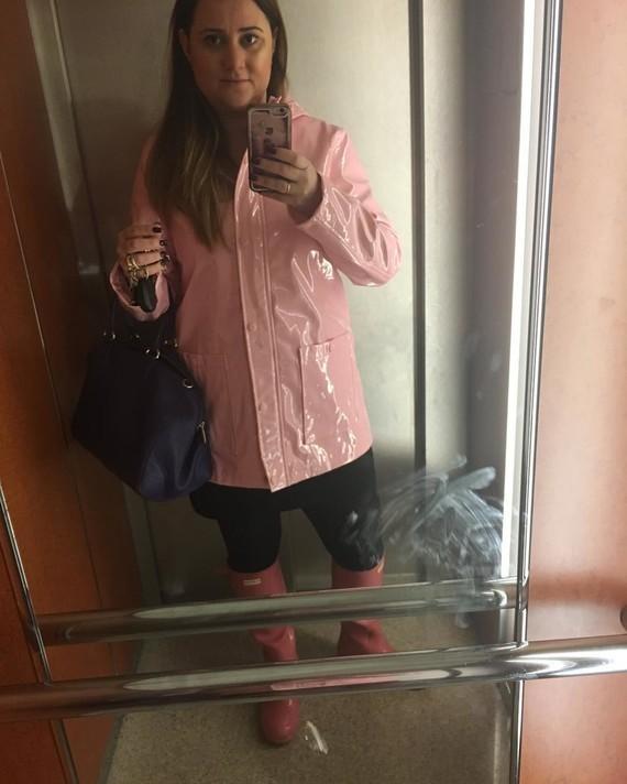 Voir la vie en rose.