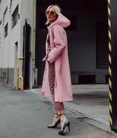 Pink fashion.