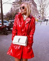 Paris en rouge.