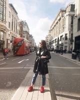 In London.