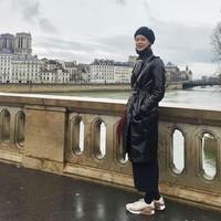 Bords de Seine.