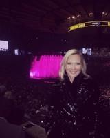Concert au Madison Square Garden.