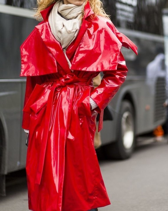 Fashion Week.