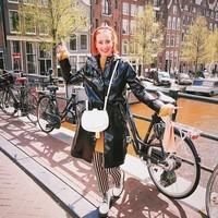 Mango à Amsterdam.